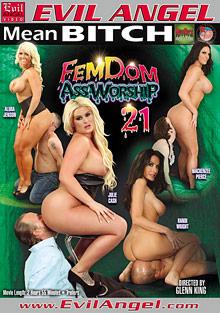 FemDom Ass Worship 21 cover