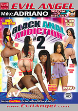 Black Anal Addiction 2