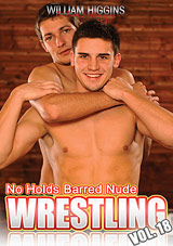 No Holds Barred Nude Wrestling 18