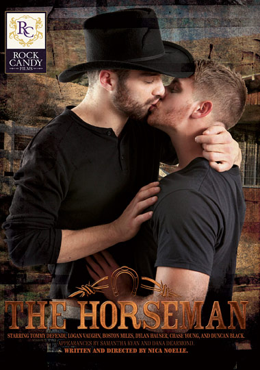 The Horseman Cover Front
