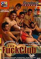 Bareback Friends: The Fuck Club