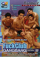 Bareback Friends: Fuck Club Gangbang
