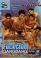 Bareback Friends: Fuck Club Gangbang