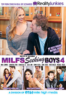 MILFS Seeking Boys 4 cover
