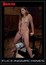 Fucking Machines: Anal Fucking In The Bar