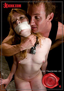 BDSM Library : The Training Of O: The Training Of Madison fresh meat, Day Three!