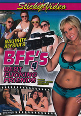 Naughty Alysha's BFF's 4