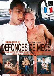 Defonces De Mecs  2 cover
