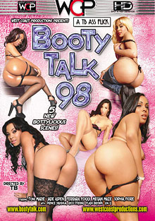 Booty Talk 98 cover