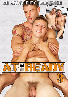 Gay Military Soldiers : At The Ready 3!