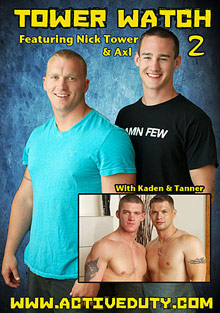 Gay Military Soldiers : Tower Look 2!
