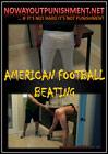 American Football Beating