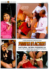 Pissing In Action: Natural Born Pissers 4