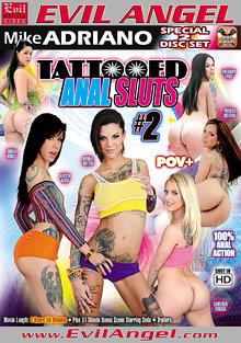 Tattooed Anal Sluts 2 cover