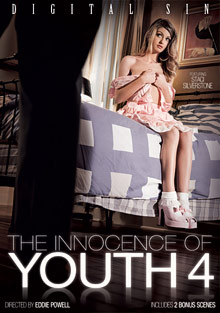 The Innocence Of Youth 4 cover