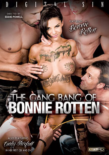 Double Penetration : The Gang Bang Of Bonnie Rotten!