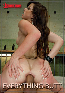 Double Penetration : Everything Butt: Anal bitch: Jennifer White!