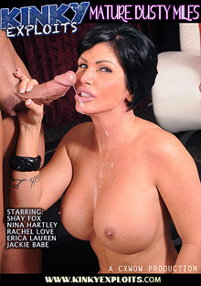 Mature Busty Milfs cover