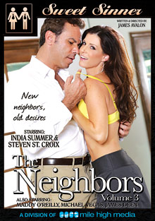 The Neighbors 3 cover