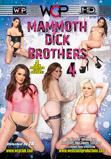 Interracial Porn : Mammoth short sword Brothers 4!