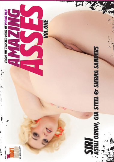 Amazing Asses cover