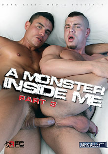 Gay Interracial Sex : A Monster Inside Me 3!