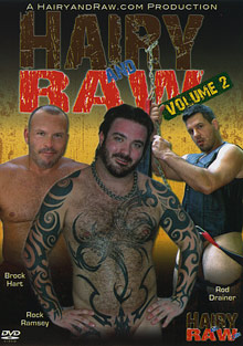 Gay Mature Men : hirsute And Raw 2!
