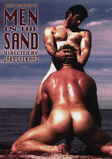 Gay Mature Men : lad In The Sand!