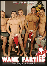 Wank Parties Plus From Prague 9