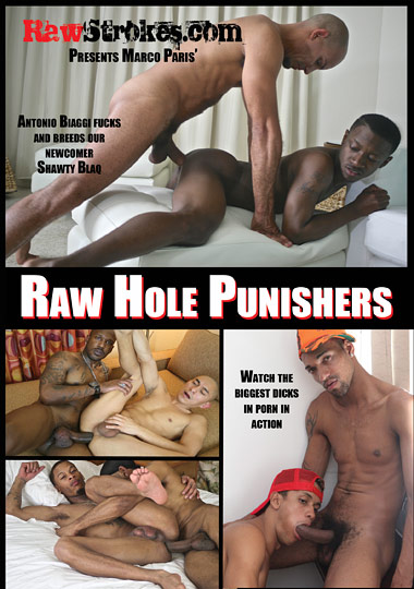 Raw Hole Punishers cover