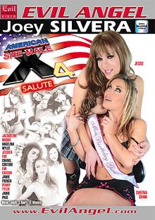 American She-Male X 4 cover