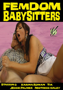 Femdom Babysitters cover