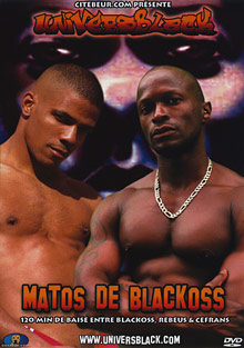 Gay Interracial Sex : Matos De Blackoss!
