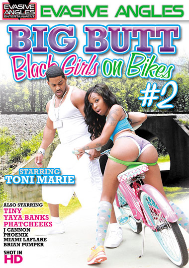 Big Butt Black Girls On Bikes 2 cover