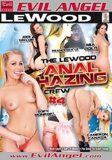 The Le Wood Anal Hazing Crew 4 cover