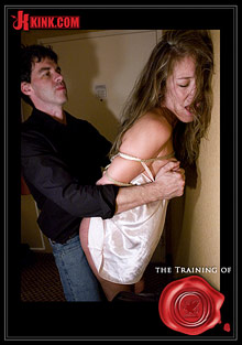 Blonde Babes : The Training Of O: The Training of Jade Marxxx, Day Two!