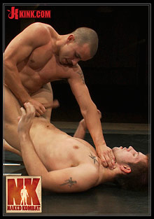 Gay Fetish Sex : Naked Kombat: Nikko Alexander Vs Jake Austin!