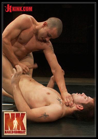 Naked Kombat: Nikko Alexander Vs Jake Austin cover