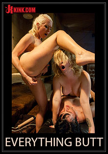 Double Penetration : Everything Butt: Sashas Anal Submission!