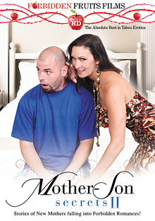 Mother-Son Secrets II cover