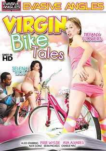 Interracial Porn : Virgin Bike Tales!