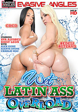 Wet Latin Ass Overload Xvideos