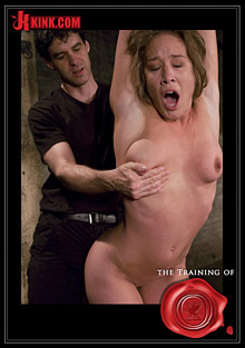 BDSM Library : The Training Of O: The Training of Jade Marxxx, Day One!