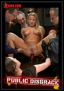BDSM Library : Public Disgrace: few Whores Are Harder Than Others!
