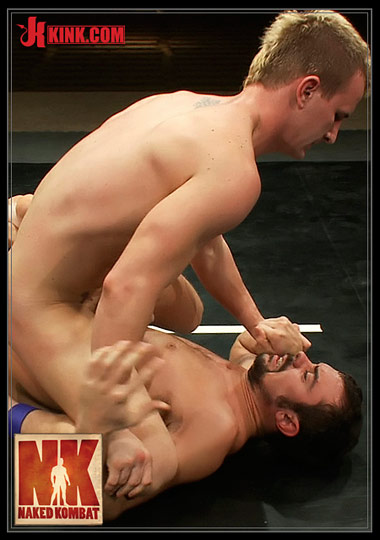 Naked Kombat: Cameron Adams VS Scout cover