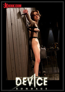 Female Self Pleasuring : Device Bondage: Kink Fan Gets Her 1st Shoot!