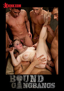 Double Penetration : Bound Gangbangs: Poor Little American Girl Trapped In Mexico!
