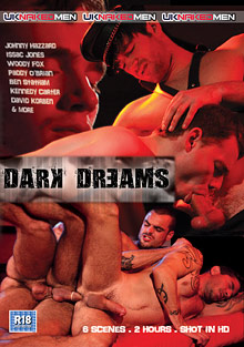 Dark Dreams cover