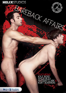 Bareback Affairs cover