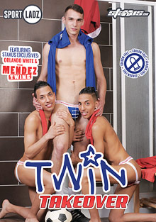 Gay Teen Boys : Twin Takeover!